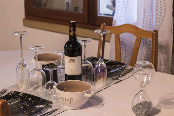 Plaisir et détente avec diner aux chandelles sarlat