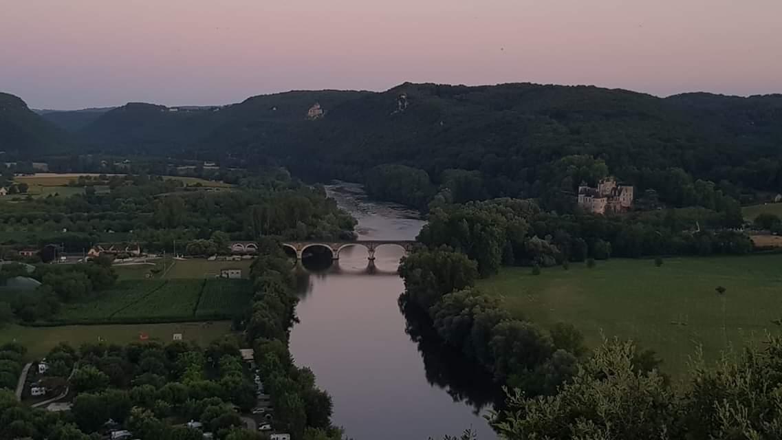 Séjourner proche de la rivière Dordogne