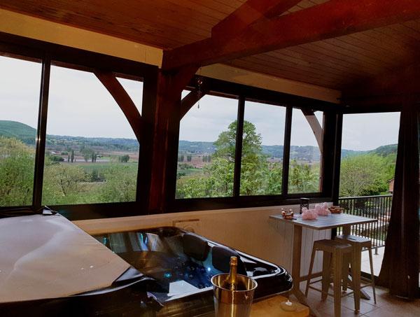 Plaisir et détente à deux en Dordogne